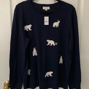 Loft Sweater 🐻❄️